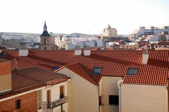 هوتل جوندي لونا: View from room