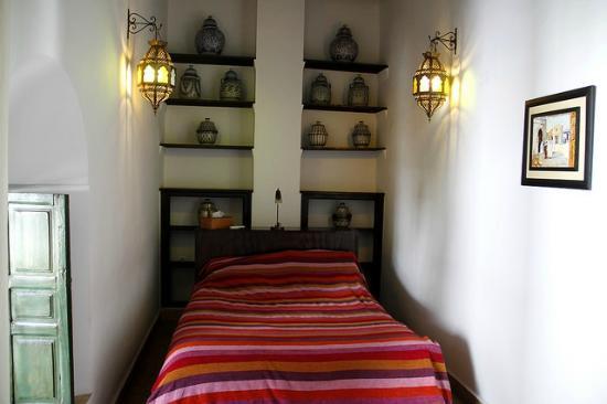 Riad Al Karama : Notre chambre