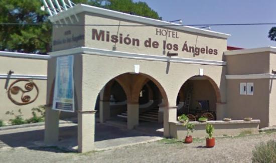 Imperio de Angeles : Fachada del hotel - Daniel Sieres-Zarabozo