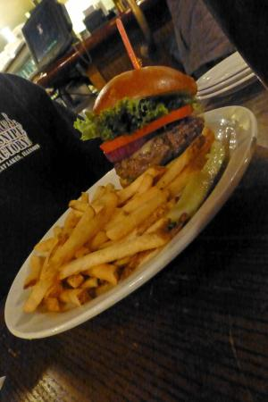 Legend Brewing Company: Burger #2