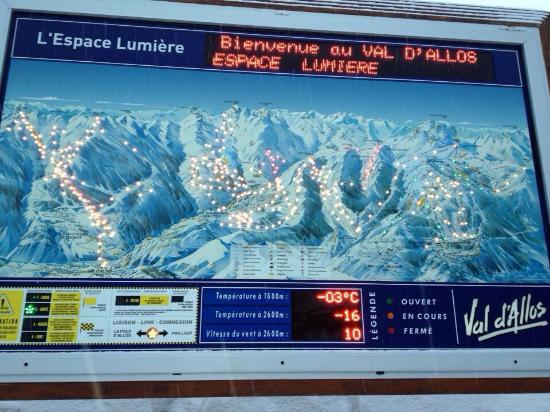 Les Pistes de Ski du Val d'Allos