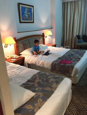 Orchard Grand Court: room