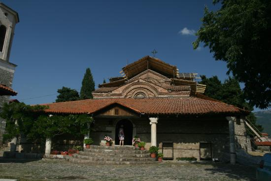 ‪Church of Our Lady Perivlepta‬