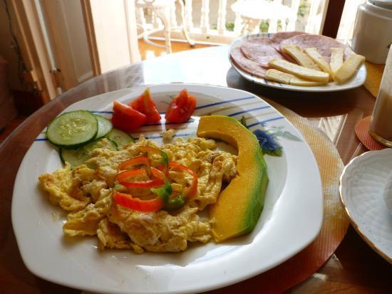 Casa Santy: Fantastic breakfast