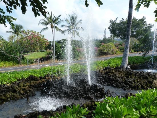 Wyndham Mauna Loa Village: Beautiful