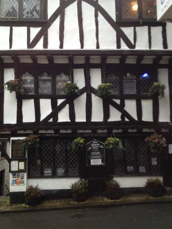 The Cherub Inn Restaurant: historic is an often overused term