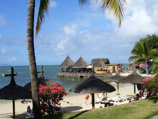 Veranda Paul Et Virginie Hotel & Spa: View from 402
