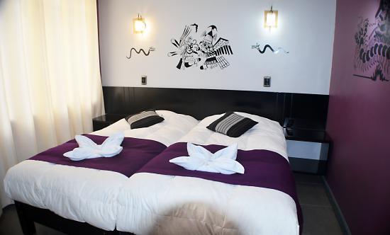 Wifala Hotel Tematico: Habitación Mochica