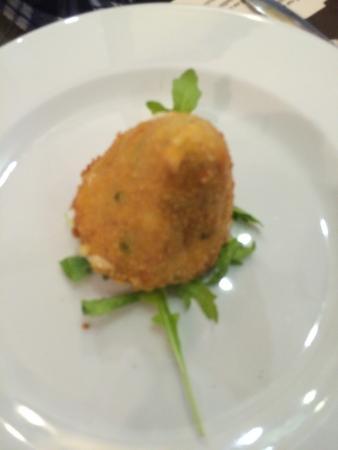 Arancini a la sicilienne photo de bistrot chez antoine - Cuisine sicilienne arancini ...