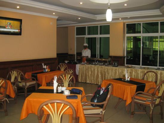 Sunrise Hotel: Dining Area