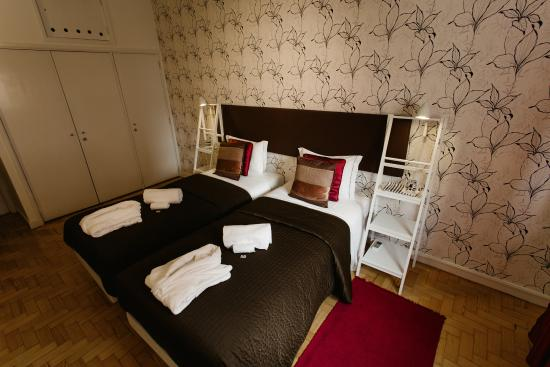 The House : Boys bedroom