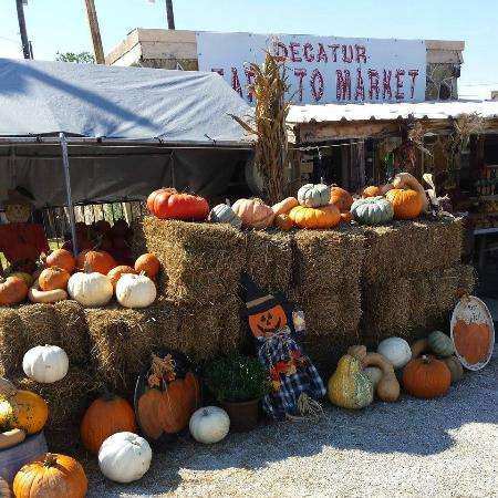 Rhome, TX: LOVELY FALL DECOR