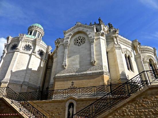 basilica picture of shrine of st john vianney ars sur formans