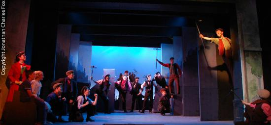 Forestburgh Playhouse: Step in Time, Mary Poppins 2014