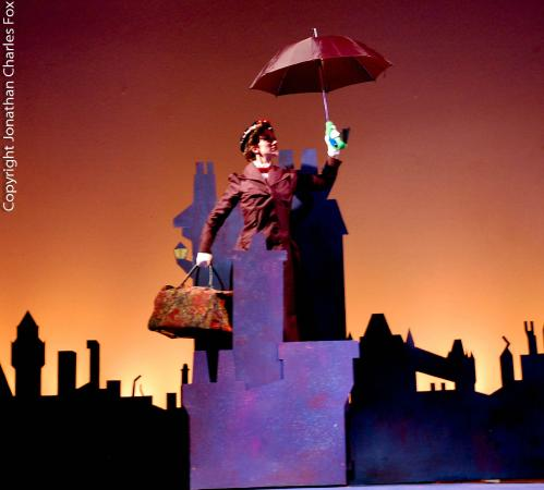 Forestburgh Playhouse: Disney's Mary Poppins 2014