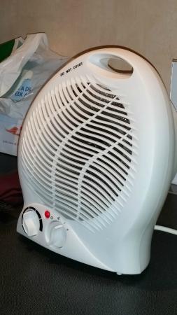 Ramada Hatfield: Room Heater