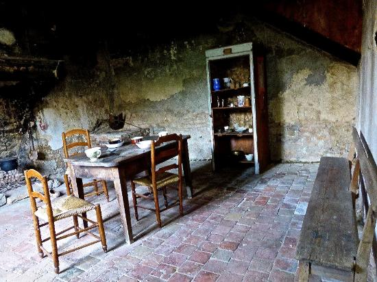 kitchen area picture of shrine of st john vianney ars sur