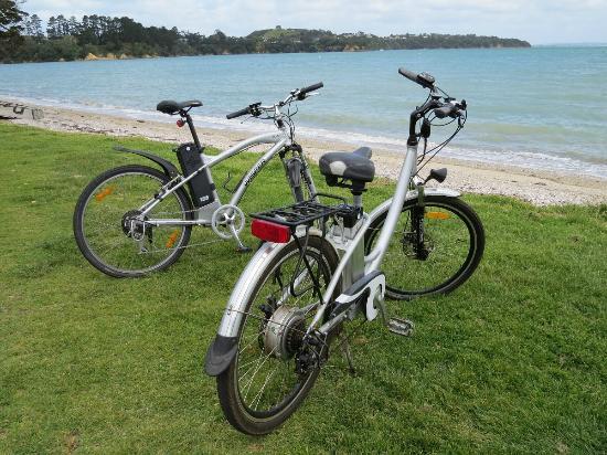 Isla Waiheke, Nueva Zelanda: ecycles