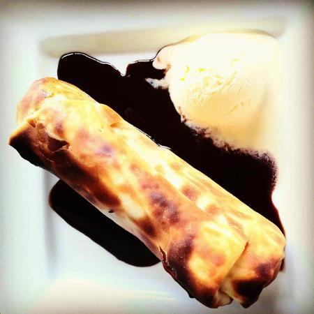 El Pizzaiol: burma de banano