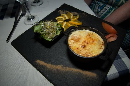 Restaurant le Soleil : best appetizer ever