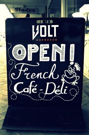 So French Cafe Deli