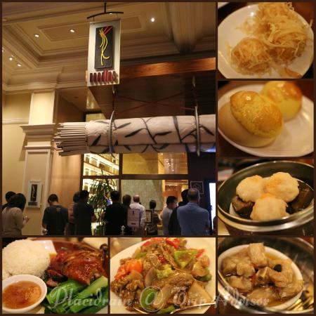 Noodles (Bellagio).  Dim Sum available on weekends (Fri-Sun; 11a-3p).
