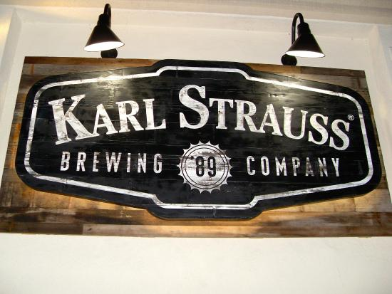 Karl Strauss Brewing Company: Karl Strauss