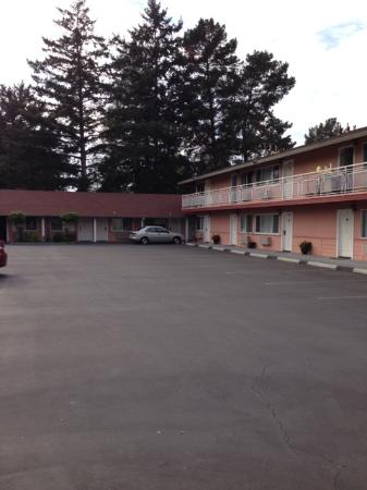 Americas Best Value Inn - Palo Alto : Classic motel