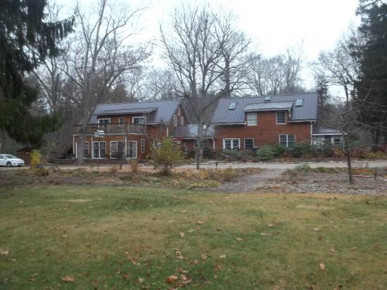 Goldberry Woods Bed & Breakfast Cottages: the inn itself