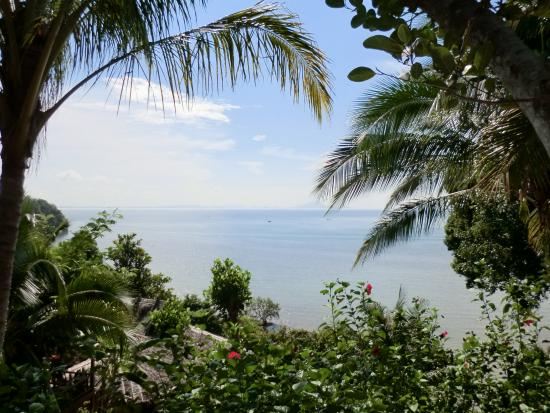 Railay Garden View Resort: View from our room