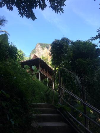 Railay Garden View Resort: Rooms