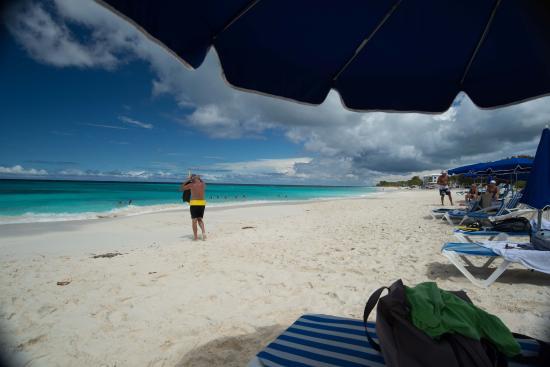Zatoka Simpson, Sint Maarten: Shoal Beach East