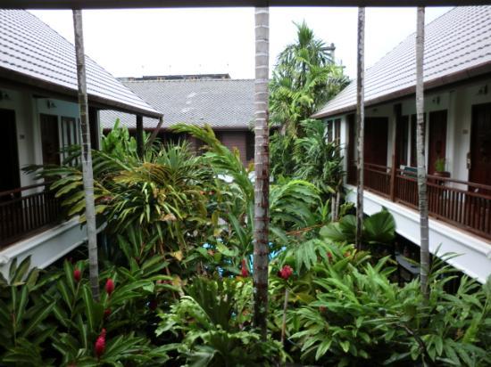 Shewe Wana Boutique Resort and Spa : Court Yard