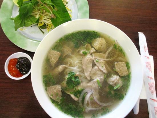 Pho Tai Bo Vien Recipe Dandk Organizer