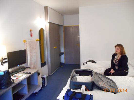 Hotel Garni Casa Chiara: Our room