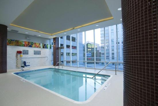 Cambria Hotel White Plains Downtown Indoor Pool