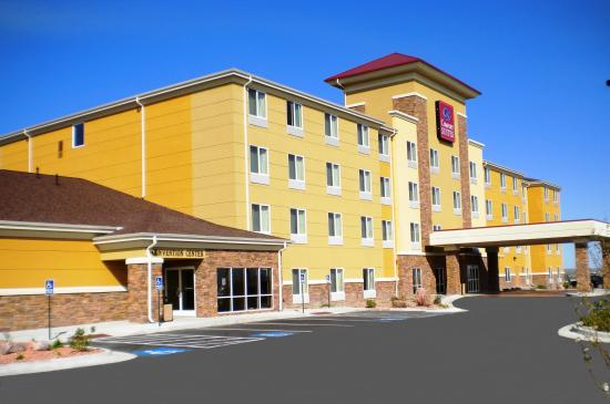Comfort Suites Hotel & Convention Center Rapid City: Comfort Suites Hotel & Convention Center