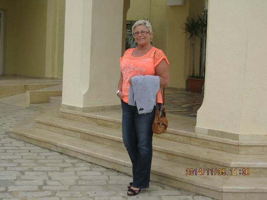Medina Belisaire & Thalasso: vor hotel