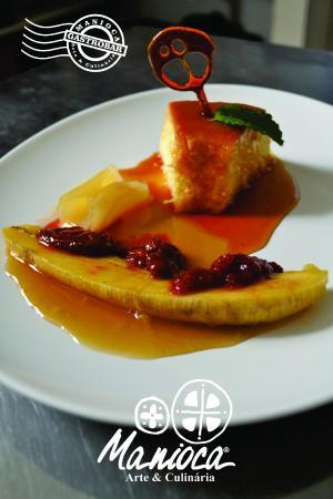 Manioca Arte E Culinaria