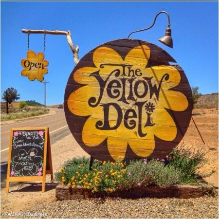 Photo of American Restaurant The Yellow Deli at 32011 Lilac Rd, Valley Center, CA 92082, United States