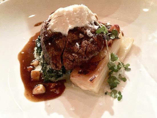 Matt's in the Market: Grilled Beef Tenderloin (dry aged beef)