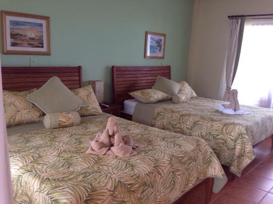 Delfin Beachfront Resort: Bedroom