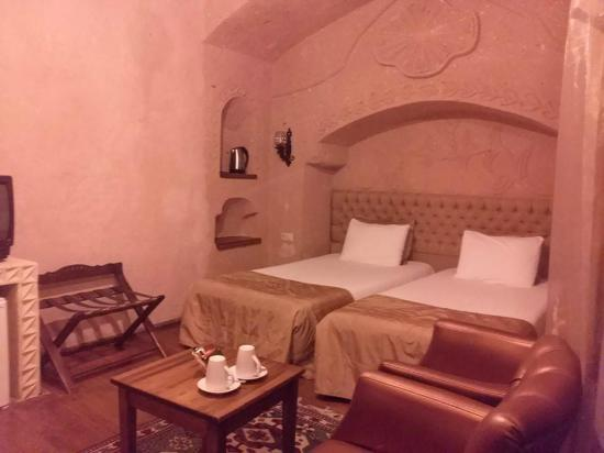 Alfina Hotel Cappadocia: 私が泊まった部屋です