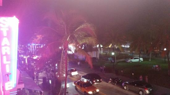 Starlite Hotel: Vista do hotel