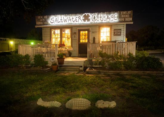 Salt Water Cottage