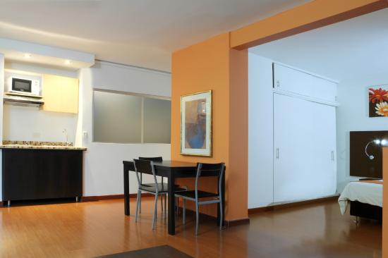 Juliette Apartasuites: Apartamento Ejecutivo
