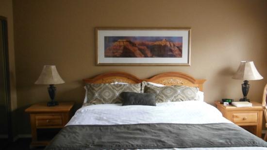 Wyndham Flagstaff Resort : Bedroom