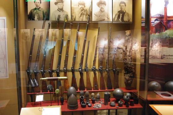 Montgomery, AL: The exhibits