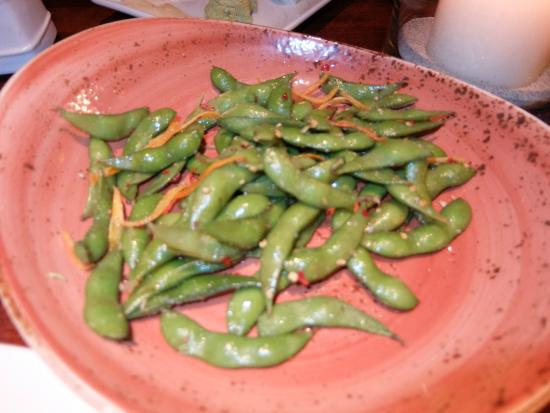 P.F. Chang's : Yummy edamame! The only dish I recommend!
