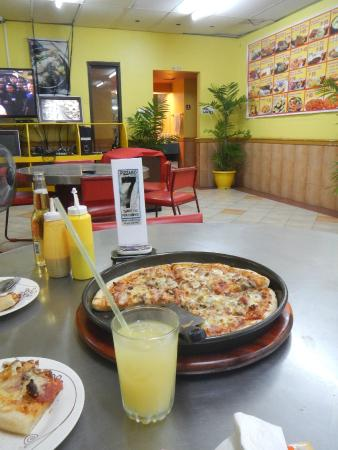 Pizarro Pizza Goldenfields